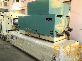 Niigata MD650S-IV AP i55 (2009) All Electric Plastic Injection Moulding Machine