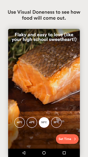 Joule: Sous Vide by ChefSteps Screenshot