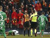 Le Parquet de l'Union Belge propose un match de suspension pour Thibault Peyre (Malines)