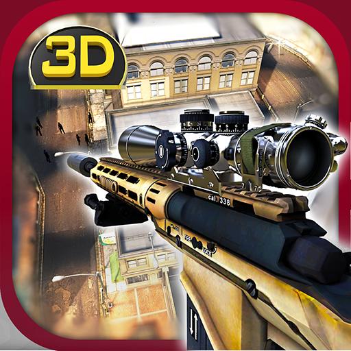 仇殺犯罪市救援 3D 動作 App LOGO-APP試玩