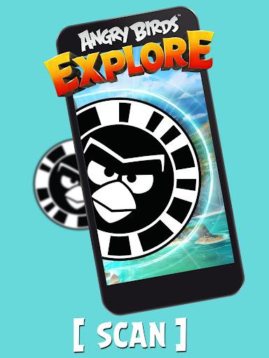 Angry Birds Explore screenshot 7