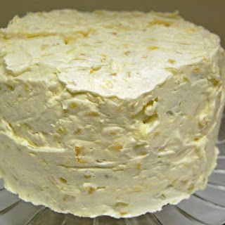 Tasty Mandarin Orange Pineapple Cake