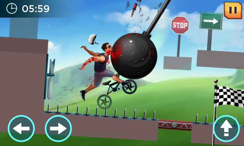 Crazy Wheels- screenshot