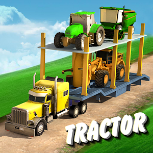 Tractor Farmer Transporter for PC and MAC