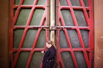 Photo: Guarding the door