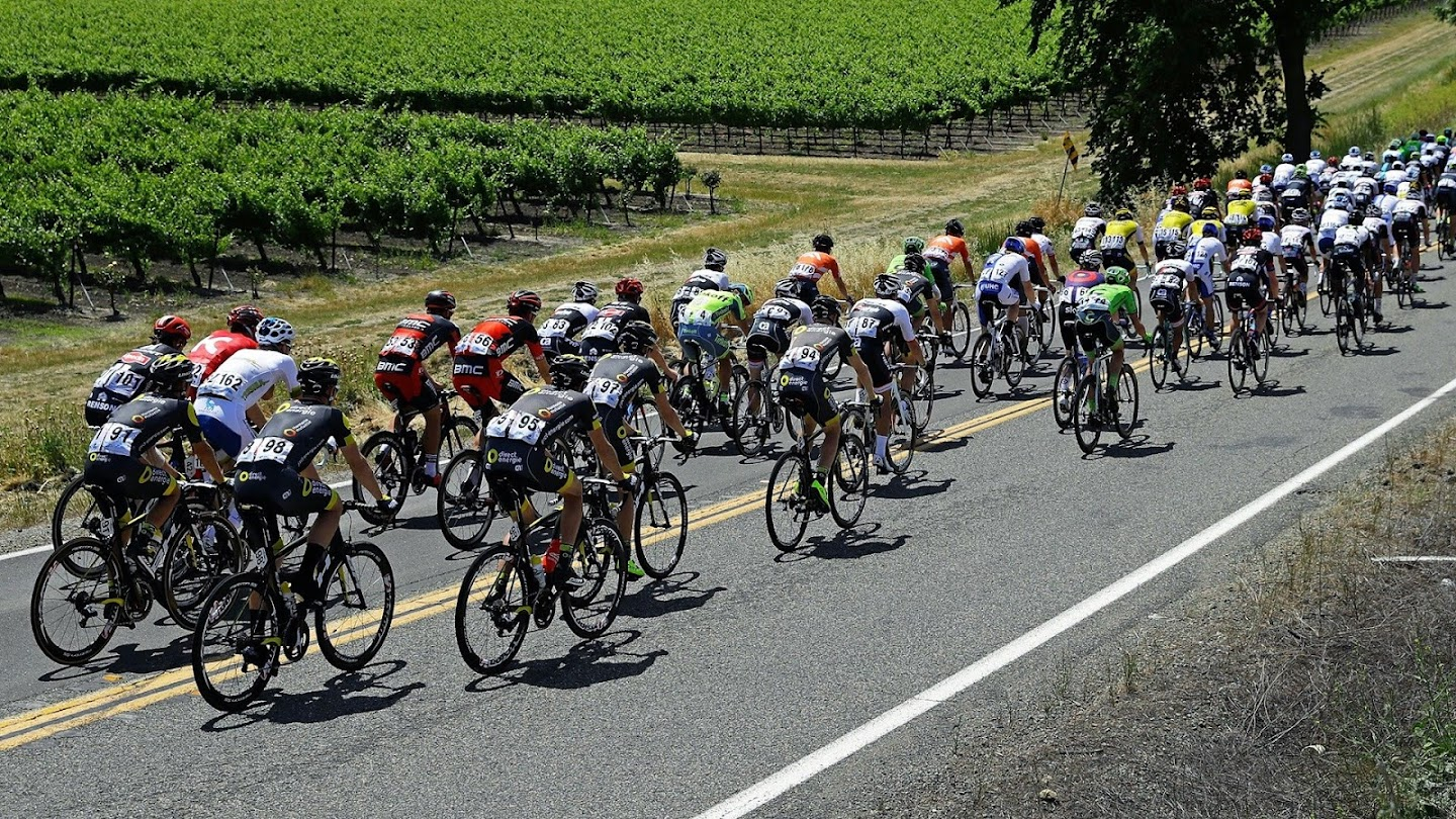Watch AMGEN Tour of California Preview live