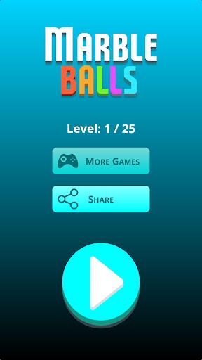 Marble Balls Maze Puzzle  screenshots 1