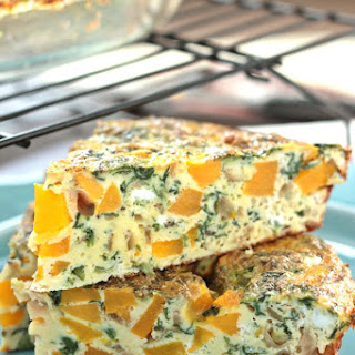 Butternut Squash Quiche Recipes