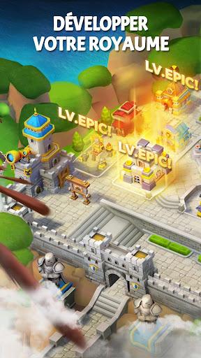 Epic War - Castle Alliance  screenshots 2