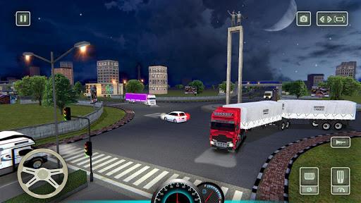 American truck driver simulator: USA Euro Truck 1.0 screenshots 7