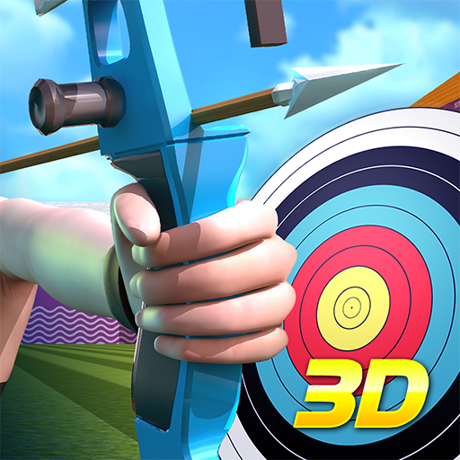 Archery World Champion 3D Icon