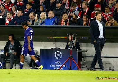 Anderlecht peut-il encore compter sur Andy Najar ?