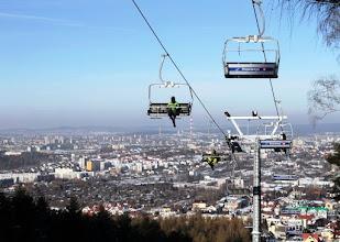 Photo: Wyciąg narciarski w Kielcach