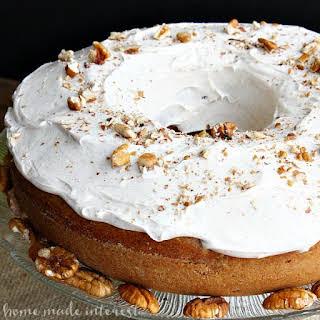 Apple Spice Cake.