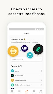Argent – DeFi in a tap 1.3.1592 3