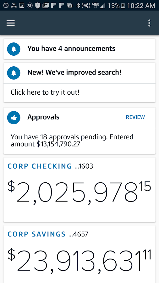 how to add capital one card to td app