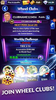 Wheel of Fortune Free Play - screenshot