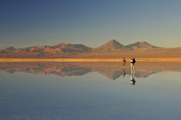 Atacama Natural Mirrors di Cristina Accotto
