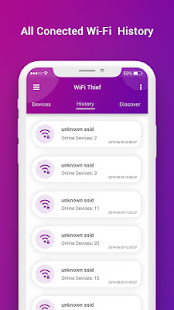 WiFi Scanner - WiFi Thief Detector мод