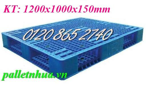 Pallet nhựa 1200x1000