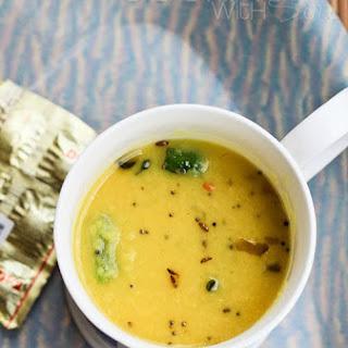 Quick Lemon Dal Recipe   Nimmakaya Pappu