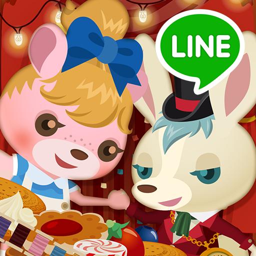 LINE Dream Garden 模擬 LOGO-玩APPs