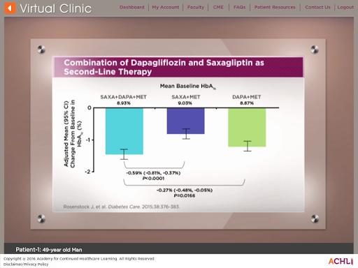 T2DM Virtual Clinic 1.0.2 screenshots 4