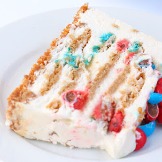 4th of July Icebox Cake