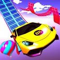 Mega Ramp Car Stunts: The Crazy Impossible Tracks icon