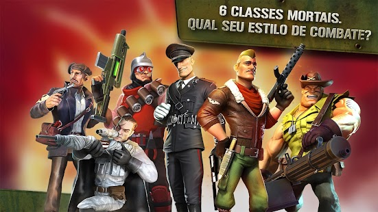 Blitz Brigade - FPS on-line! Imagen do Jogo