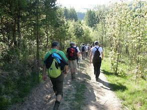 Photo: v sedle medzi Maglovským lesom a Starým Kereštvejom