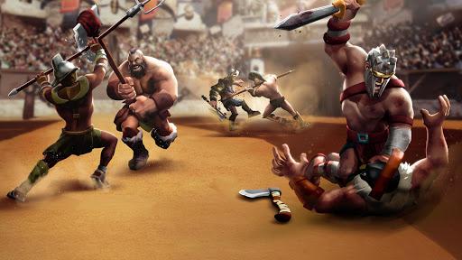 Gladiator Heroes Clash: Jeu de combat et stratégie  code Triche 2