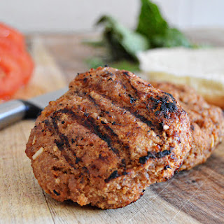 Barbecue Ranch Turkey Burgers Recipe
