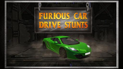 Furious Car Drive Stunts