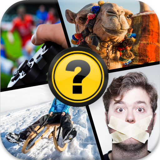 4 Pics 1 Word - Guess the word (game)