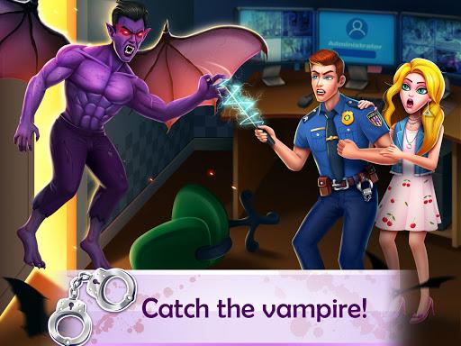 Vampire Love 2–Secret Suspect for Vampire Girl 1.1 screenshots 1