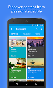 Google+ – miniaturka zrzutu ekranu