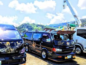 NV350キャラバン  スパロンワイド  DXのカスタム事例画像 月華會さんの2021年07月25日13:16の投稿