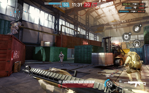 Warface: Global Operations u2013 PVP Action Shooter screenshots 14