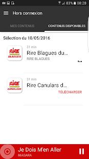 Rire & Chansons Radio Screenshot 6