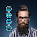 Man Photo Editor - Man Mustache And Hairstyle icon