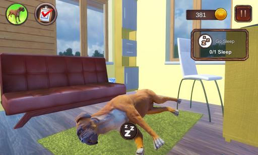 Boxer Dog Simulator apktram screenshots 2