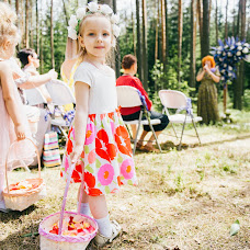 Wedding photographer Dima Zverev (Benevolente). Photo of 11.07.2017
