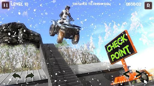 Free Offroad Mania ATV 4X4 Quad Bike Racing Games screenshots 1