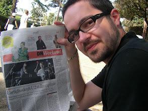 """Photo: """"L'artiglio degli U2 sulla capitale""""."""
