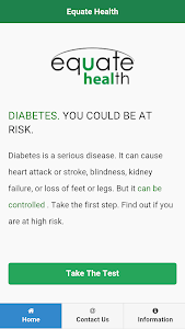Diabetes Risk screenshot 0