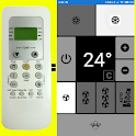 Remote Beko AC SIMPLE! as picture! NO settings! icon
