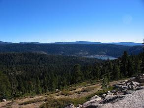 Photo: Peddler Hill Vista Point (Bear River Reservior)