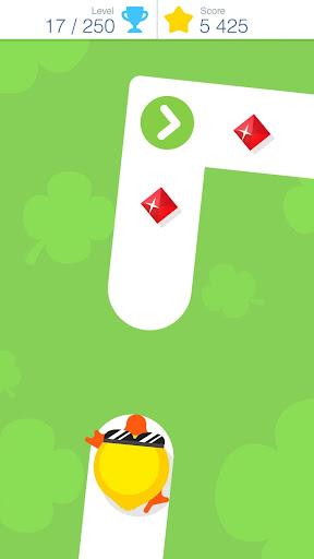 Tap Tap Dash - Crazy Bird Dash android2mod screenshots 2
