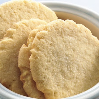 No-Roll Sugar Cookies.